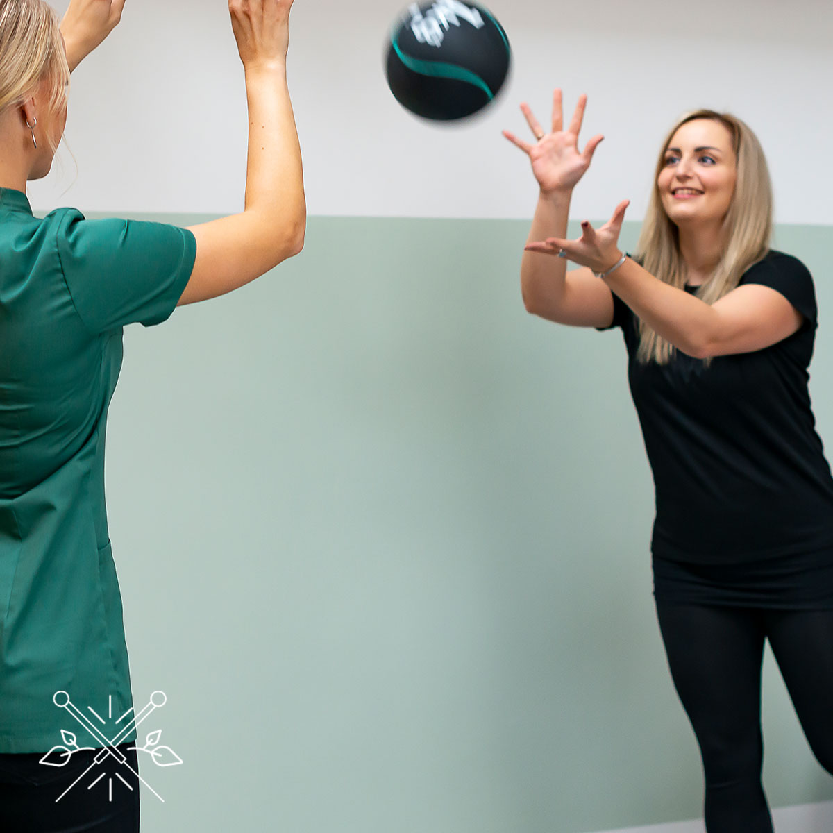 On the move sportblessure